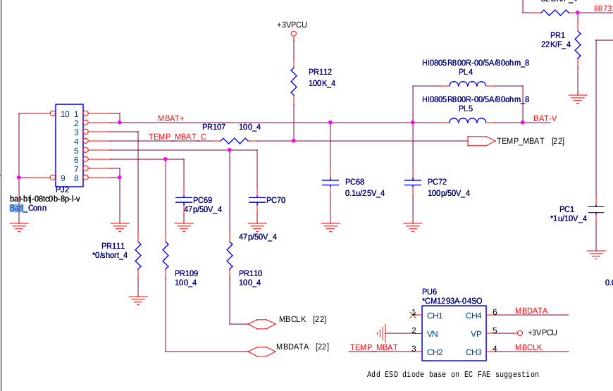 Recharging And Reusing Acer Laptop on camera circuit board diagram